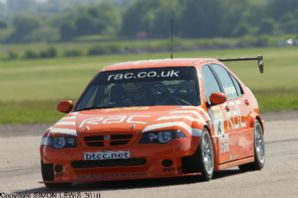MG ZS Colin Turkington BTCC Thruxton June 2006